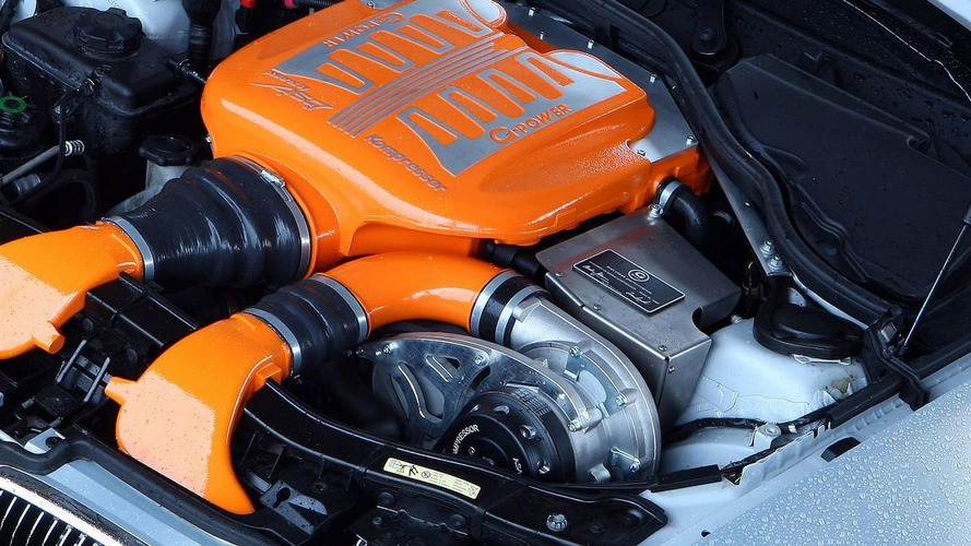 Supercharged G-POWER M3 Tornado with 500 hp goes 200 mph
