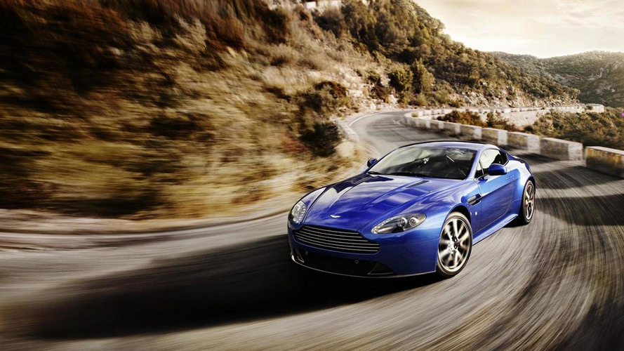 Aston Martin Vantage Recalled Globally For Gearbox Software Fault