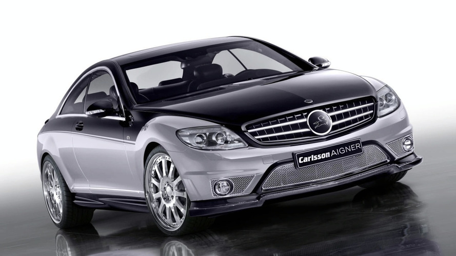 Carlsson Aigner CK65 RS 'Eau Rouge' Dark Edition