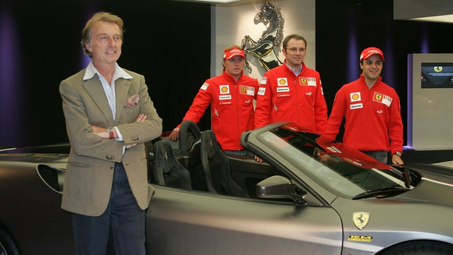 Ferrari not committed to F1 beyond 2012