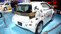Toyota FT-EV Concept at 2009 NAIAS