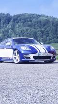 Gemballa tunes the Porsche Panamera to 720 PS