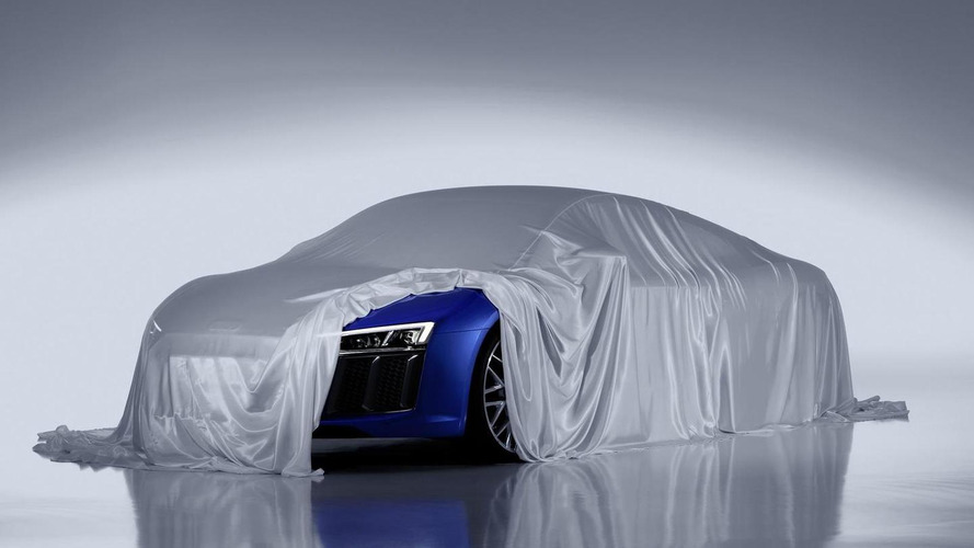 2015 Audi R8 V10 will have 532 bhp; R8 V10 Plus getting 601 bhp