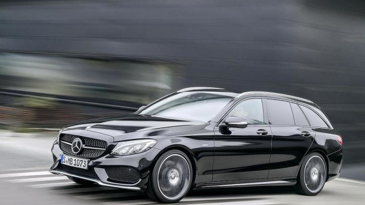 Mercedes Amg C43 Sedan Estate Pricing Announced For Uk