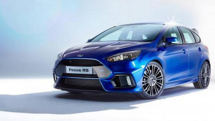 ford focus rs leaked with all wheel drive setup. Black Bedroom Furniture Sets. Home Design Ideas