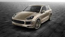 Cayenne S in Palladium Metallic by Porsche Exclusive