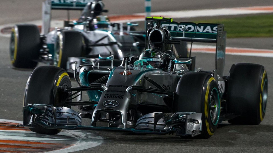 Rosberg can beat Hamilton in 2015 - Hakkinen
