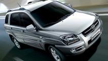 Kia Sportage Receives Minor Facelift