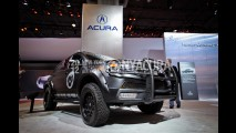 Acura S.H.I.E.L.D. MDX
