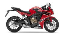 Honda America motorcycle lineup