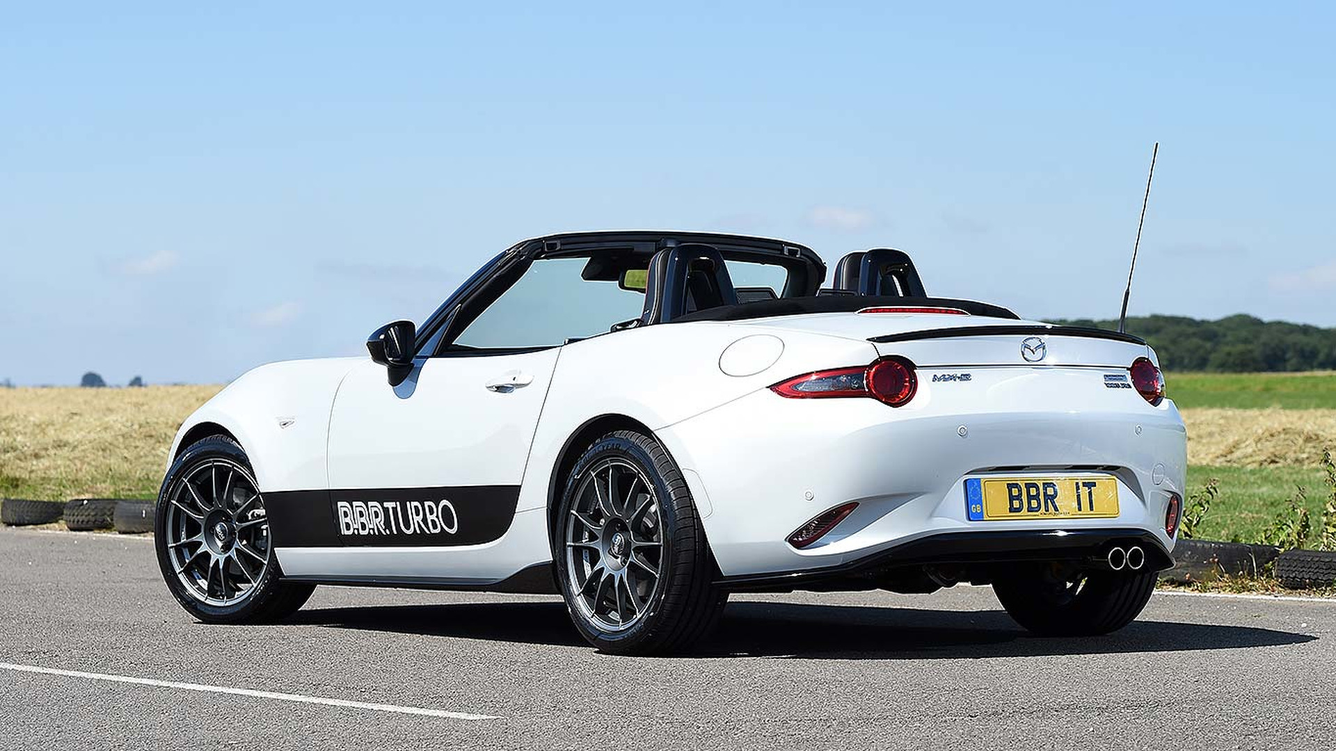 british tuner launches 248 hp mazda mx 5 turbo. Black Bedroom Furniture Sets. Home Design Ideas