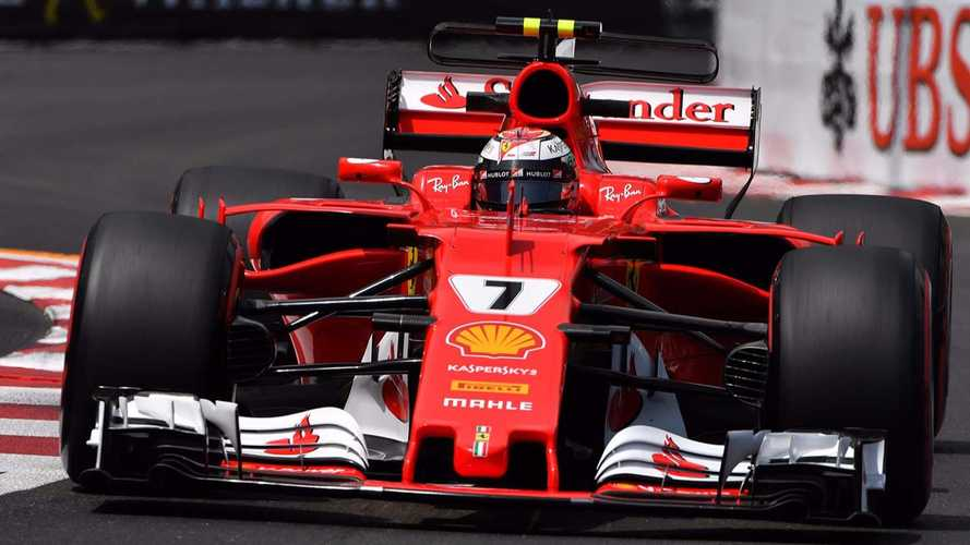 F1 - Kimi Räikkönen place Ferrari en pole à Monaco