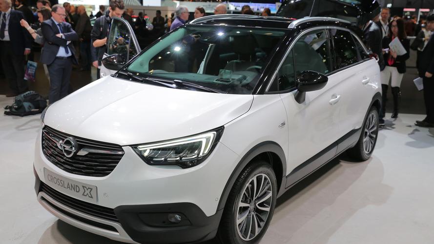 Crossland X - sucessor da Meriva coroa compra da Opel pela PSA