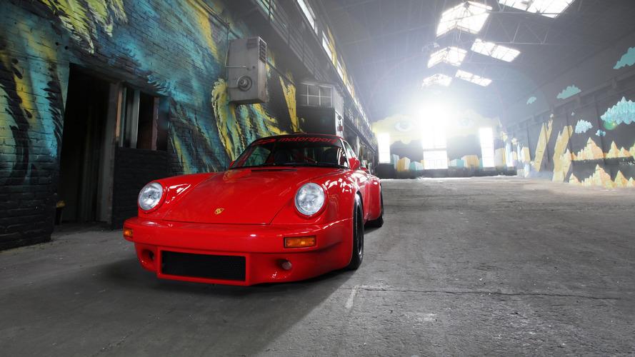 1974 Porsche 911 tuned by DP Motorsport