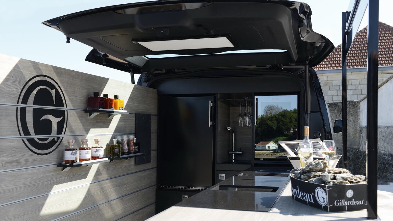 Peugeot Gillardeau Foodtruck Concept