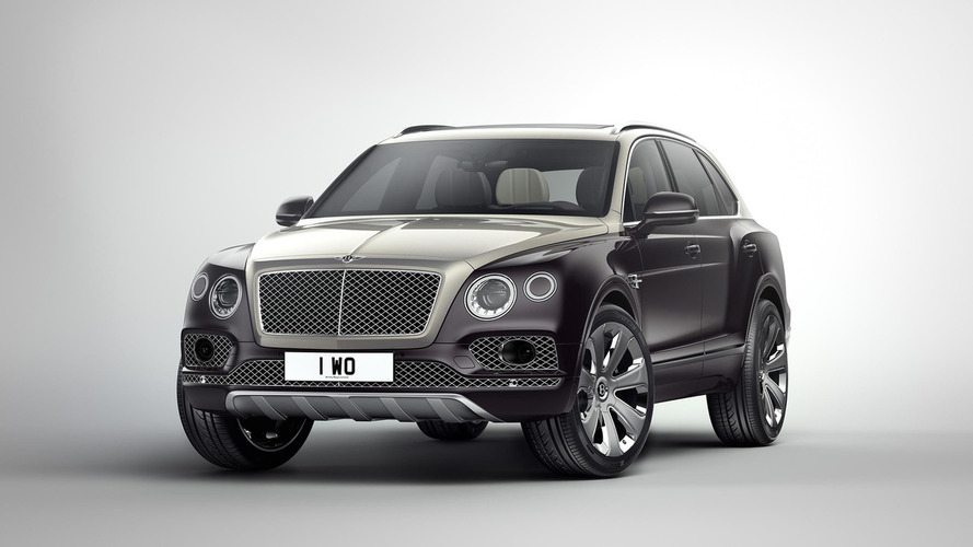 Bentley revela o Bentayga Mulliner, o mais luxuoso SUV do mundo