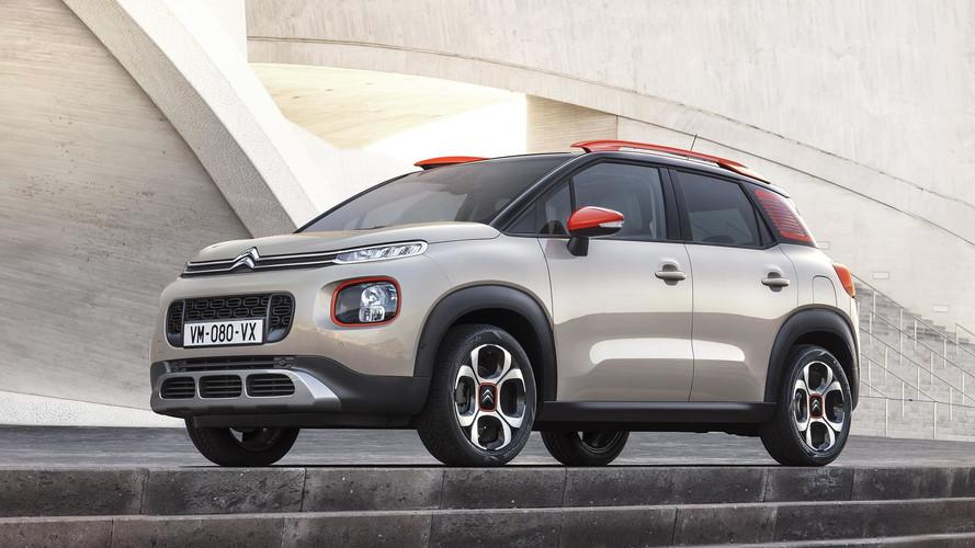 Citroën C3 AirCross é oficialmente apresentado na França
