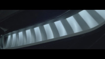 Audi E-Tron concept teaser