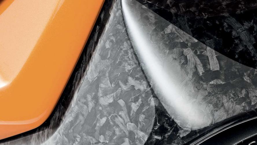 Lamborghini, Huracan Performante'de kullanacağı kompozitleri tanıttı
