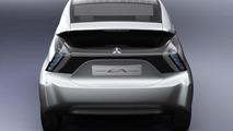 Mitsubishi CA-MiEV concept bows in Geneva