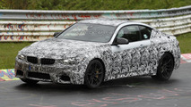 2014 BMW M4 Coupe spied again