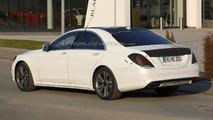 2014 Mercedes S-Class spy photo 23.4.2013