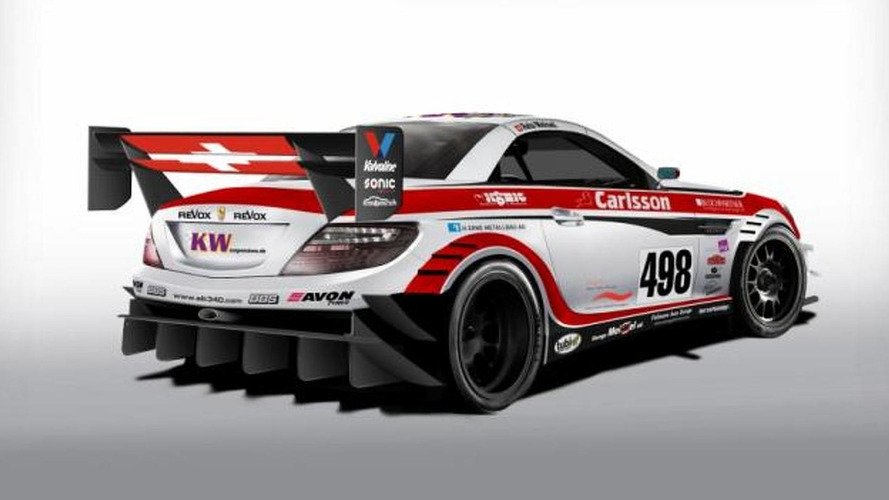 Carlsson SLK 340 race car announced