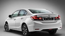 Honda brings updated Civic Sedan to Europe