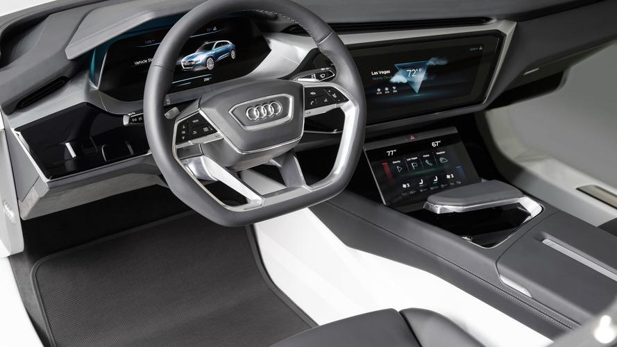 Audi at CES previews future interior techs