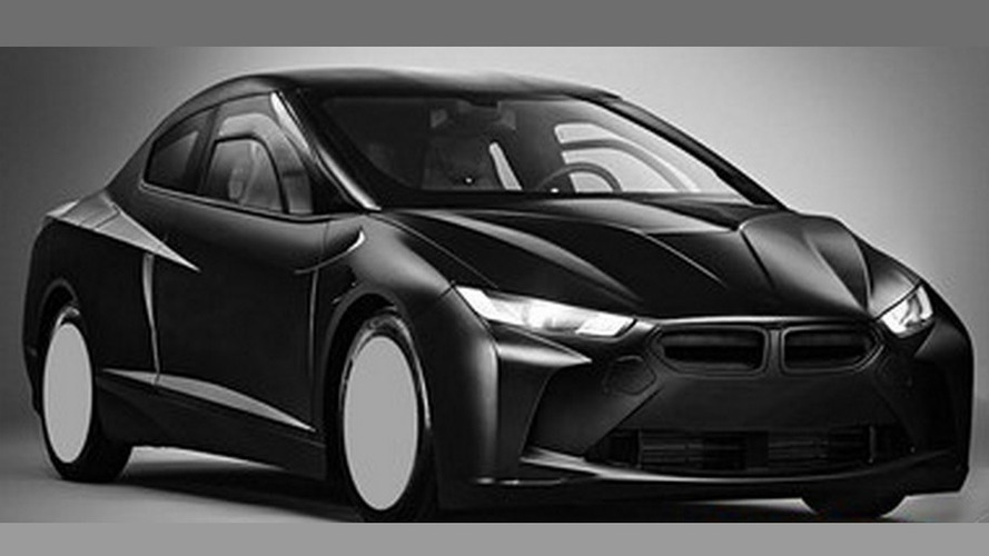 Bmw I5 Is That You