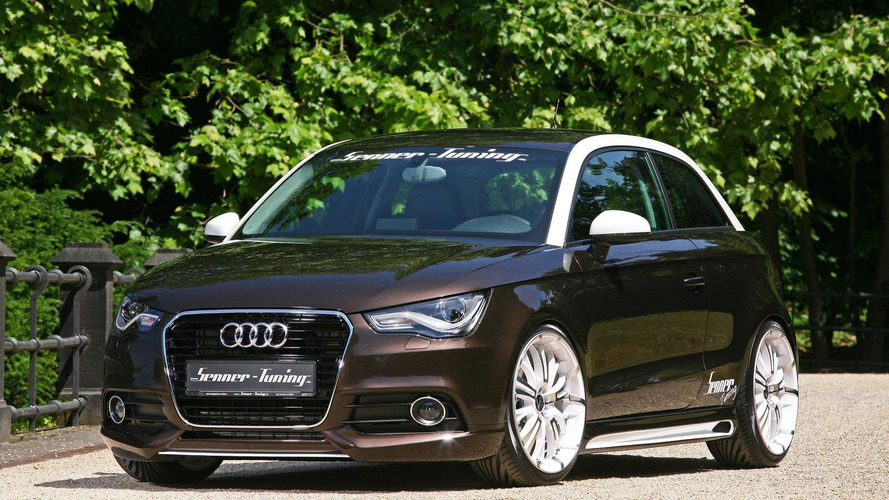 The Audi A1 by Senner Tuning