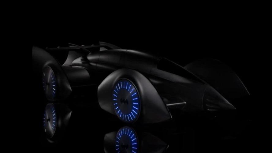 Gordon Murray envisions the Batmobile [video]