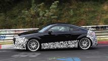2016 Audi TT RS spy photo