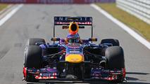 Sebastian Vettel Red Bull Racing RB9 04.10.2013 Korean Grand Prix