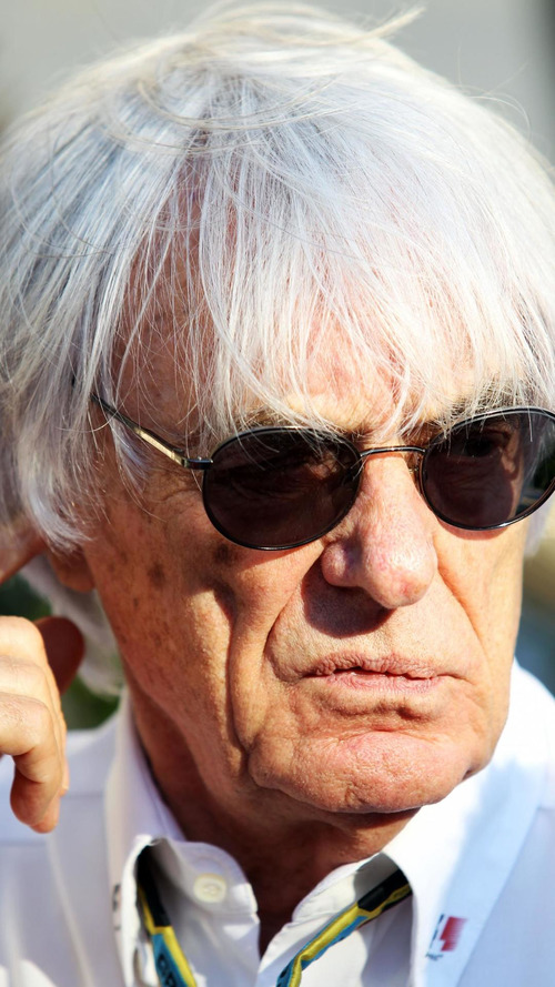 Teams in talks to buy into F1 - Ecclestone