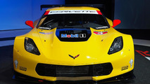 2014 Chevrolet Corvette C7.R live at 2014 NAIAS