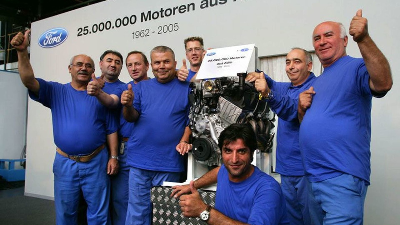 Ford Cologne Engine Plant Employees