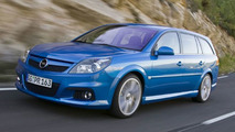Opel Vectra OPC station wagon