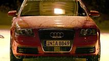 New Audi S6 Avant Spy Photo