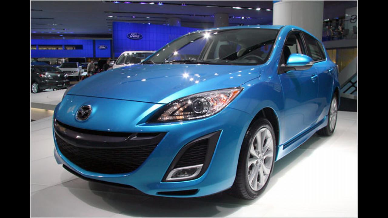 Mazda 3 Fließheck