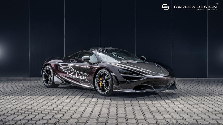McLaren 720S By Carlex Design
