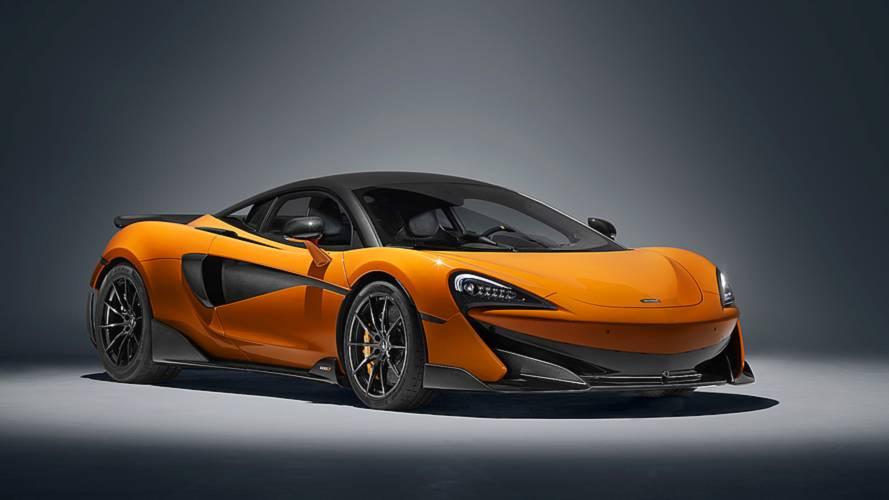 McLaren 600LT: Alle Infos