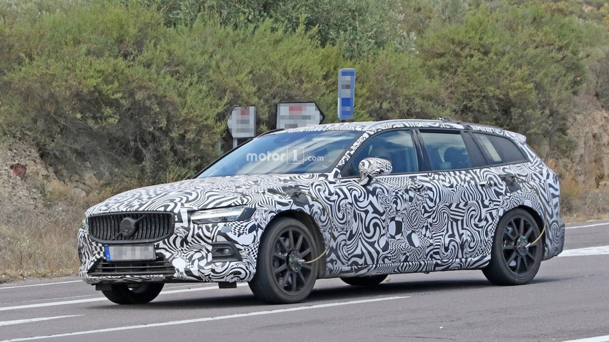 Volvo is testing a hot V60 – could the R badge be returning?