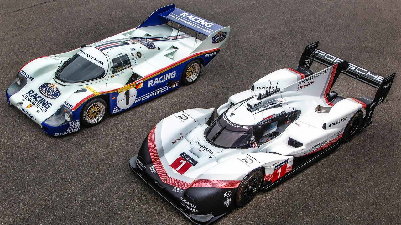 porche 919 hybrid evo heading to 39 ring but not for record attempt. Black Bedroom Furniture Sets. Home Design Ideas