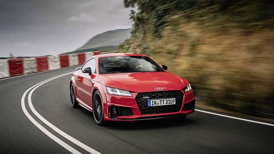 Novo Audi TT 2019 comemora 20 anos com novo visual e mais potência