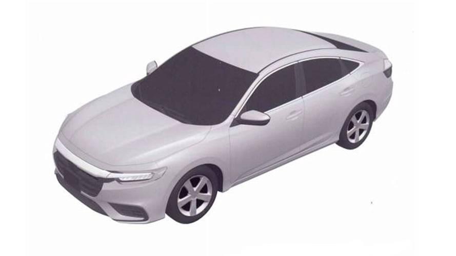 Honda Insight - Registro no INPI