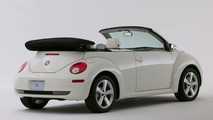 VW Beetle Triple White Special Edition