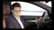 Nuova Audi Preview Interni