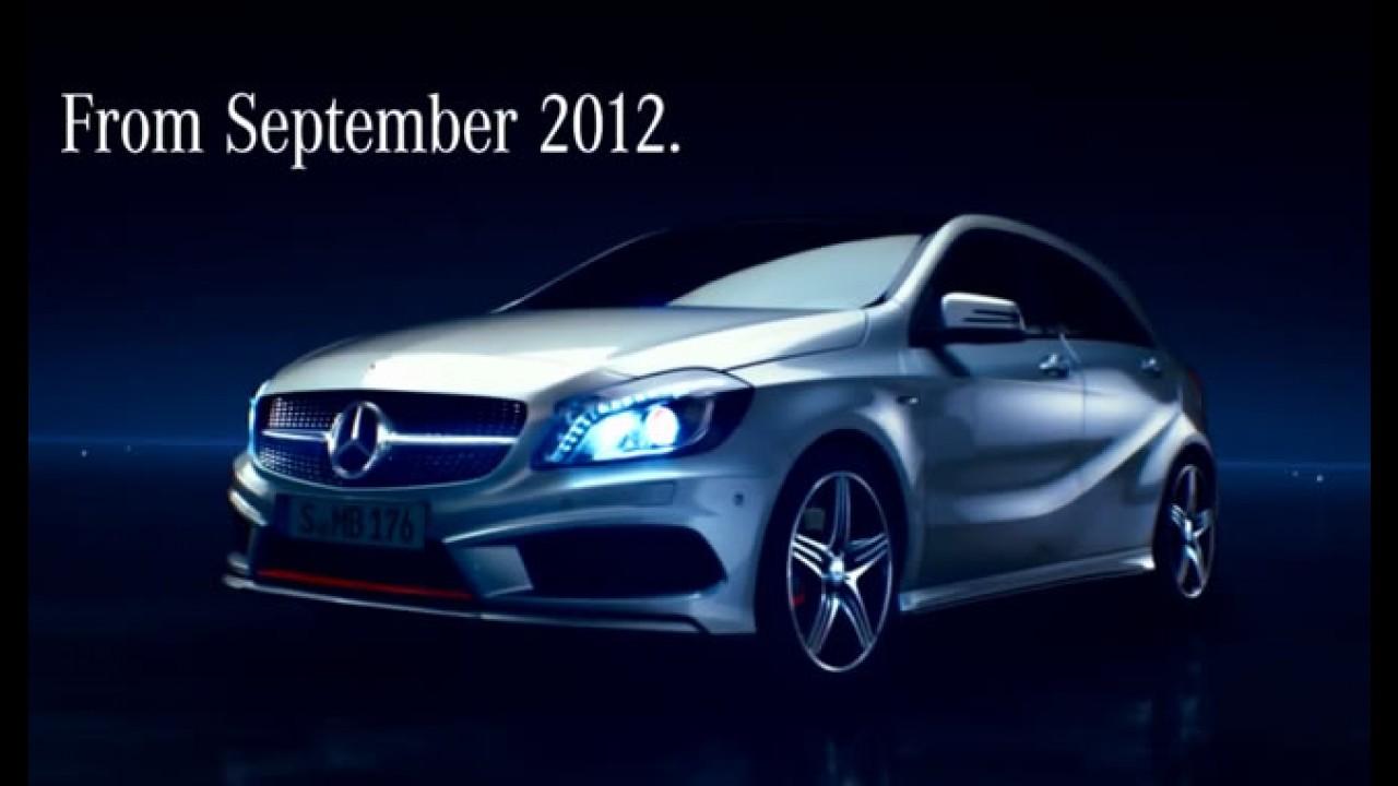 VÍDEO: Novo Mercedes-Benz Classe A em ação