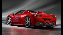 Vazou: Ferrari 458 Italia Spider aparece em primeiras imagens oficiais